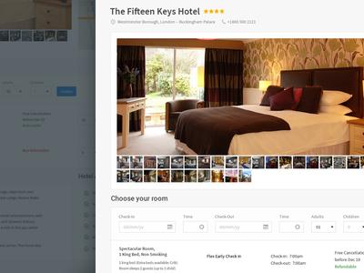 Flexbook Hotel Detail