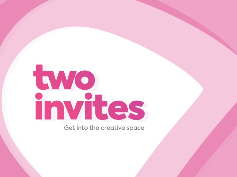 2 Invites draft free invite player member invite dribbble