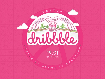 Dribbble Meetup 2019 | Noida | India