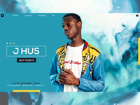 JHUS - events landing page
