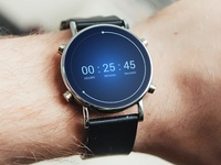 Stop watch for android wear