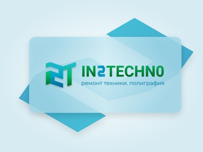 IN2TECHNO repairs & printwork logo