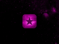 Space App Icon