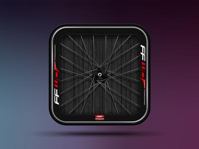 Ffwd Wheels App Icon