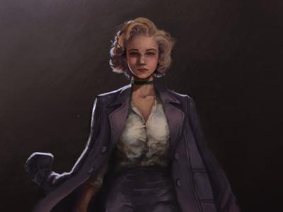 Girl With A Gun.