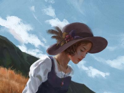 Victorian Girl 2