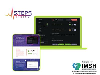 Steps Insitu app developers app developer uiux app design app development company user interface design mobile app ios app android app