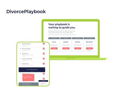Divorce Playbook Portfolio android app design app developers uiux app design app development company app developer user interface design mobile app ios app android app
