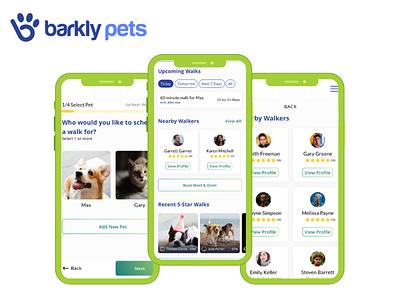 Barkly Pets app developers app developer uiux app design app development company user interface design mobile app ios app android app