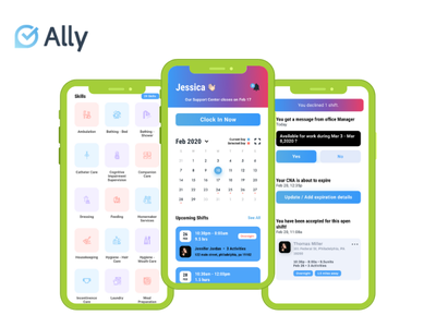 Ally app development app developers uiux app developer app design app development company user interface design mobile app ios app android app