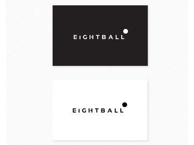 8ball identity branding identity custom pool branding design design typography logo branding illustration