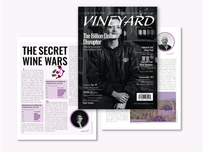 Recently Completed Magazine Layout print design print editorial layout magazine layout magazine design magazine