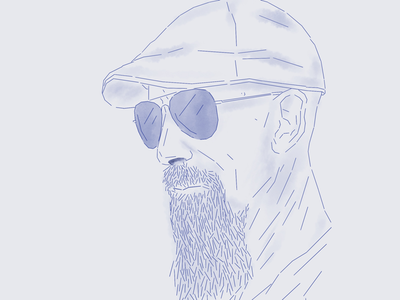 Quick Sketch after work.