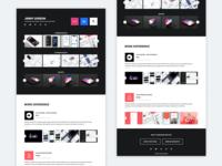 Responsive Portfolio Design