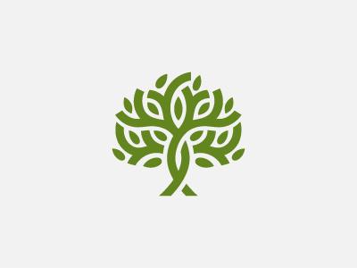 Tree  tree symbol logo leaves