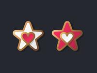 Heart+Star