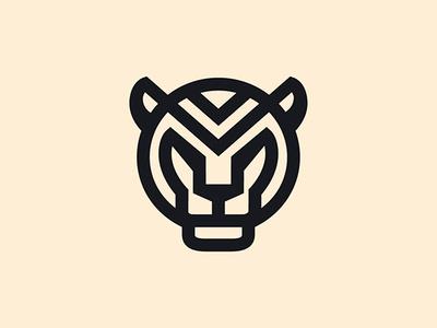 Tiger logo tiger animal logo