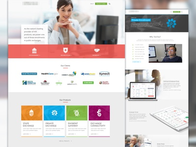Healthcare Products wdg web development group design health care clients website icons
