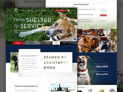 Semper K9 Desktop service dogs dogs web giveback dc nonprofit