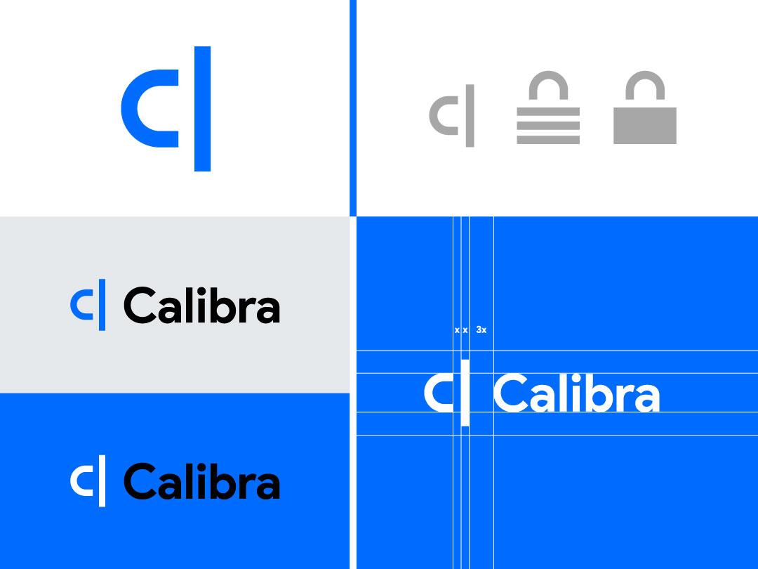 Calibra libra crypto currency crypto wallet digital wallet keylock icon branding logomark vector logodesign logo facebook calibra