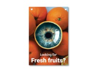 Fresh Fruits poster