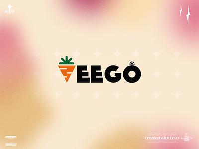 VEEGO app adobe illustrator graphicdesign dailyui ui vector illustration design minimal brand branding logo