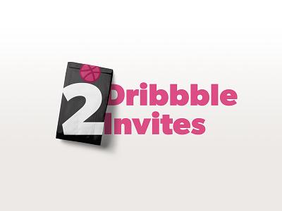 2 Dribbble Invites Giveaway! dribbble invite dribbble invites giveaway 2invites free invites