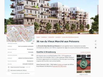 Archiwiki – an architectural wiki wiki architecture webdesign