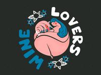 #053 Wine Lovers