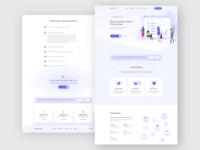 Studio Suite - One Page Website