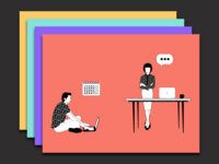 Business & Startup Illustrations