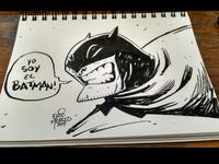 """""""Yo Soy El Batman"""""""