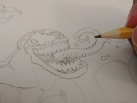 Sketching Venom