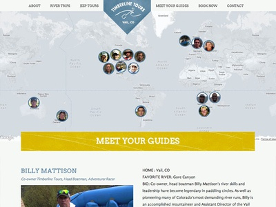 Timberline Tours Map rafting vail whitewater colorado adventure website map google maps fun 970 design