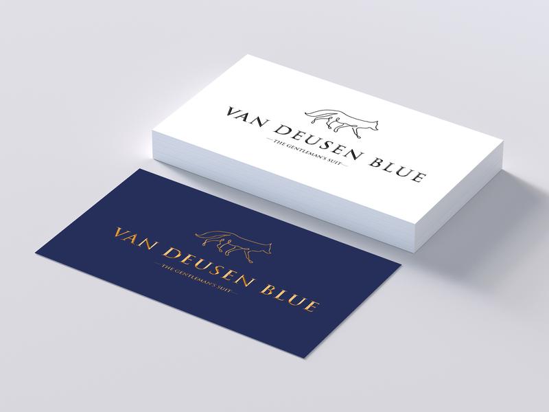 Gentleman Suit Branding graphic design vector logo typography branding