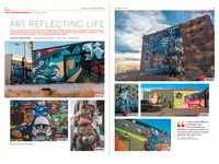 Kansas City Business Journal Crossroads Art Package