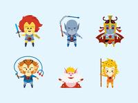b.awesome: Thundercats