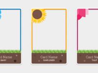 Card grid  2