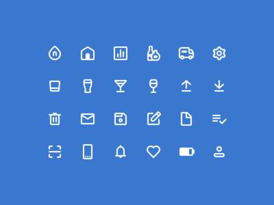 Nectar UI Icons