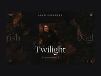 Adam Sorensen_Intro Home Page