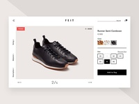 Feit Product Page