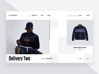 Carousel Homepage Stampd