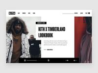 Kith Blog Slider