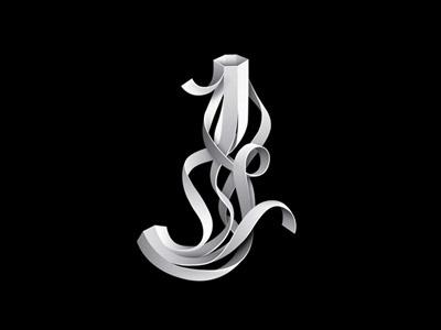 Letter 'J' uppercase letter j fontfront lettering hilka riba grafixd