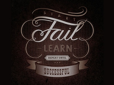 Fail02 start fail learn posterama
