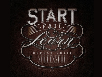 Start02 start fail learn posterama