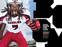 Clowney: Here Comes the Boom