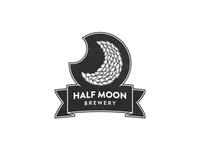Half Moon Brewery logo