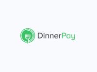 Dinnerpay Logo concept