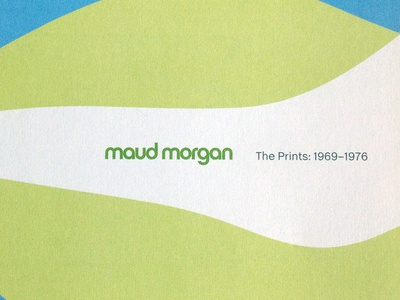 Maud Morgan